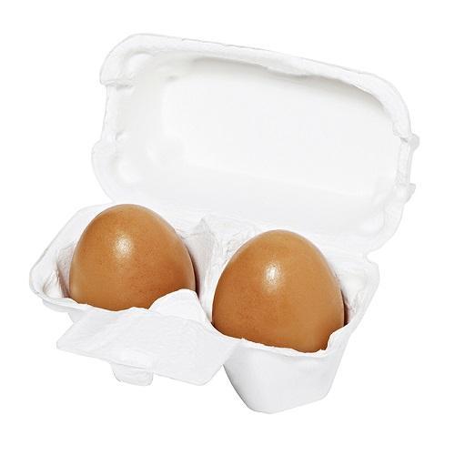 Мыло-маска с красной глиной  2х50 гр (Egg Soap)