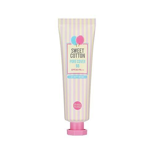 ВВ крем с экстрактом хлопка, тон 01 светлый беж  30 мл (Sweet Cotton) от Pharmacosmetica