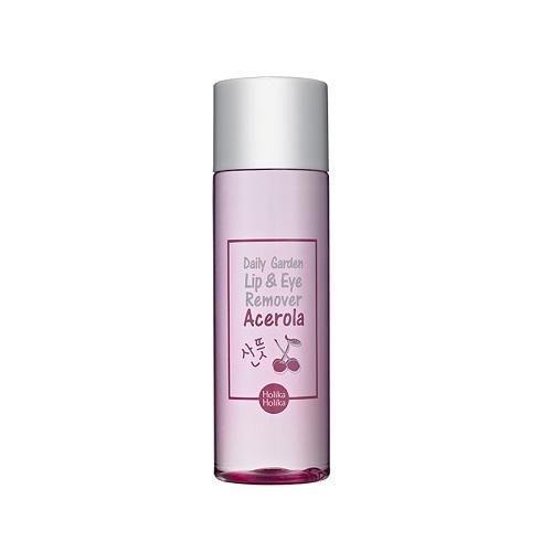Holika Holika Средство для снятия макияжа глаз и губ с экстрактом Ацерола  100 мл (Daily Garden)