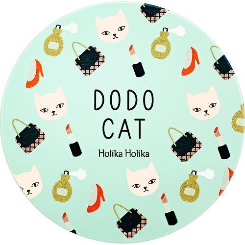 Кушон-тональное средство, тон 21, светлый бежевый  15 гр (Dodo Cat)