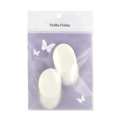 Holika Holika Спонж для нанесения базы под макияж  2 шт (Аccessory)