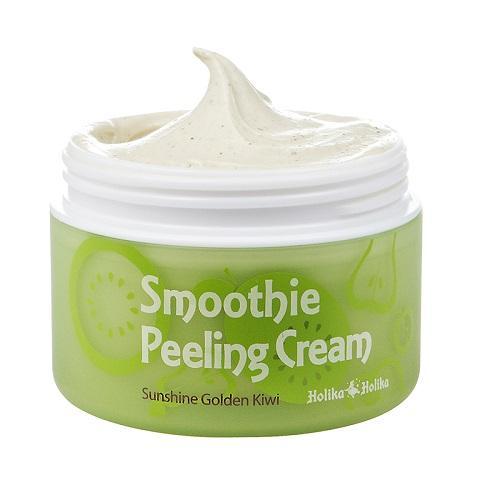 Купить Holika Holika Отшелушивающий крем для лица с экстрактом киви 75 мл (Holika Holika, Smoothie Peeling), Южная Корея