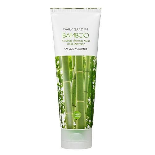 Пенка для лица с бамбуком  120 мл (Daily Garden)