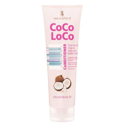 Lee stafford Увлажняющий кондиционер для волос с кокосовым маслом 250 мл (Сосо Loco)