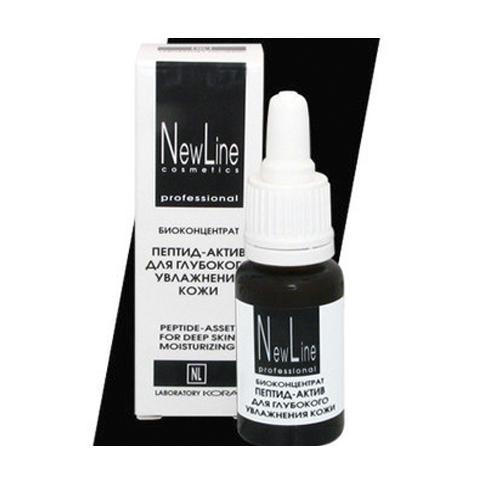 New line Пептид-актив для глубокого увлажнения кожи  15 мл (Пептид-Актив)