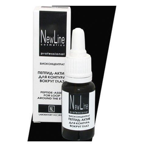 Пептид-актив для контура вокруг глаз  15 мл (Пептид-Актив)
