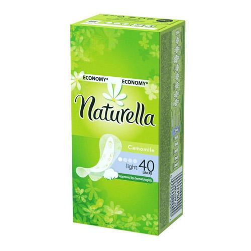 Прокладки ежедневные Лайт 40 (Naturella, Лайт)