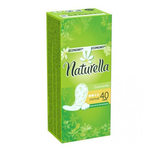 Прокладки Нормал ежедневные 40 (Naturella, Нормал)