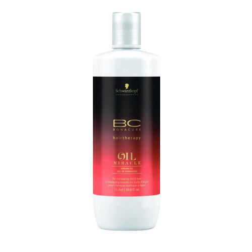 Schwarzkopf Professional schwarzkopf bc oil miracle brazilnut oil in shampoo шампунь с маслом бразильского ореха 1000 мл