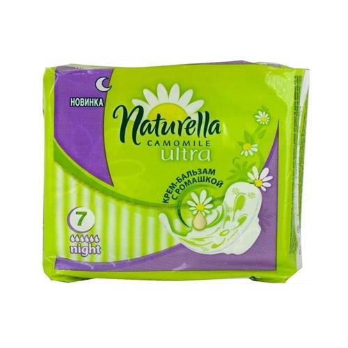 Naturella Прокладки Ультра Найт №7 (Naturella, Ультра)