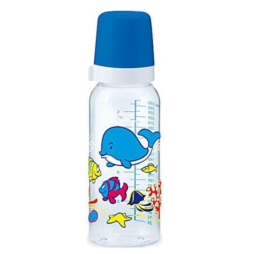 Canpol Стеклянная бутылочка  с силиконовой соской 12+, 250 мл (Бутылочки)