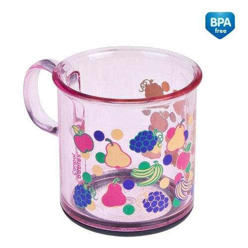 Canpol Чашка с антискользящим дном, 170 мл. 12+, 1 шт. (Canpol, Посуда)