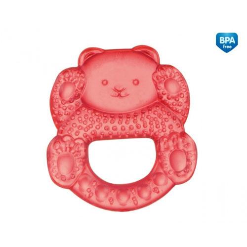 прорезыватели Прорезыватель водный охлаждающий медвежонок, 0, 1 шт. (Canpol, Прорезыватели)