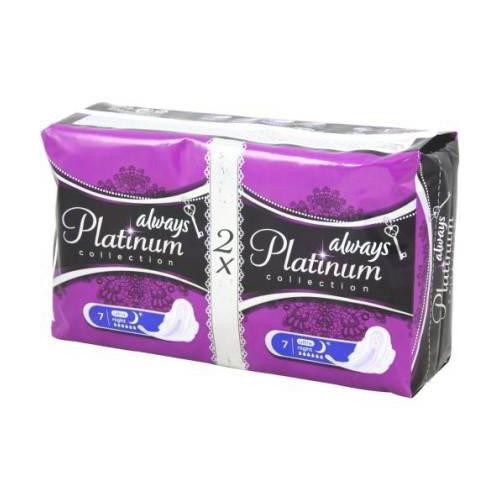 Прокладки Ультра платинум найт дуо  14 шт (Ultra Platinum) от Pharmacosmetica
