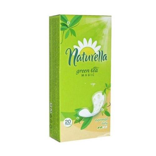 Прокладки ежедневные Нормал Зеленый чай №20 (Нормал) от Pharmacosmetica