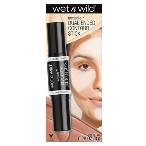 Wet-N-Wild Карандаш-стик для контуринга Megaglo Dual-ended Contour Stick, E7511 light-medium, 4 г (Wet-N-Wild, Лицо) wet n wild набор для контуринга megaglo contouring palette contour e7491 dulce de leche