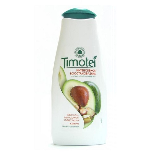 TIMOTEI Шампунь женский Интенсивное восстановление 400 мл (TIMOTEI, Женские шампуни)