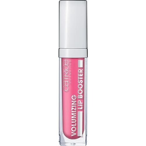 Объемный блеск для губ Volumizing Lip Booster (Catrice, Губы) помадакрем для губ velvet matt lip cream catrice губы