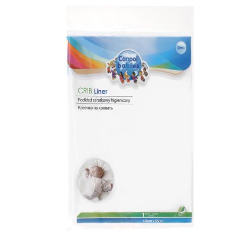 Canpol Гигеническая клеенка 120х50см (Гигиена малыша)