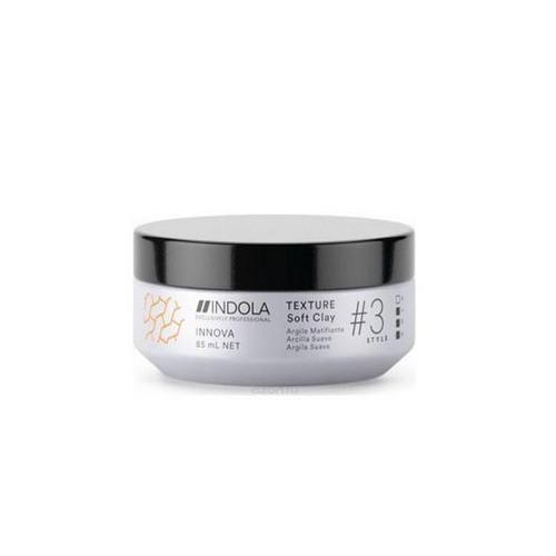 Indola Клей для волос Soft Clay 85мл (Indola, Indola Стайлинг) фото