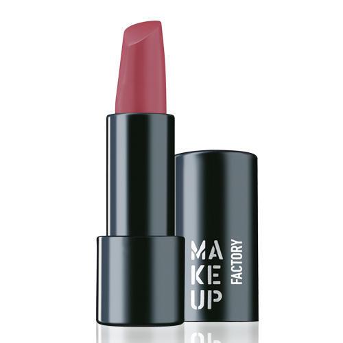 Устойчивая полуматовая помада для губ Magnetic Lips semimat longlasting 158 ягоднорозовый, 4 (Make Up Factory, Губы)