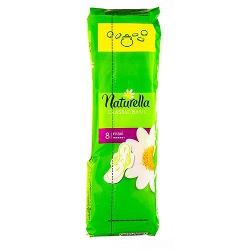 Купить Naturella Прокладки с крылышками ароматизированные Classic Basic Maxi №8 (Naturella, Классик), США
