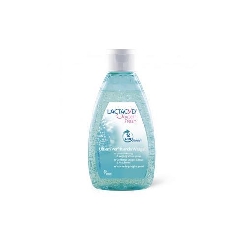 Lactacyd Гель для интимной гигиены Кислородная свежесть 200 мл (Lactacyd Неприятный запах).