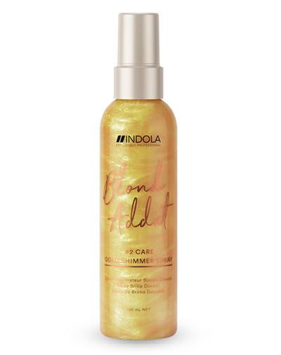 Indola Спрей для придания золотого блеска 150 мл (Indola, Blond Addict)