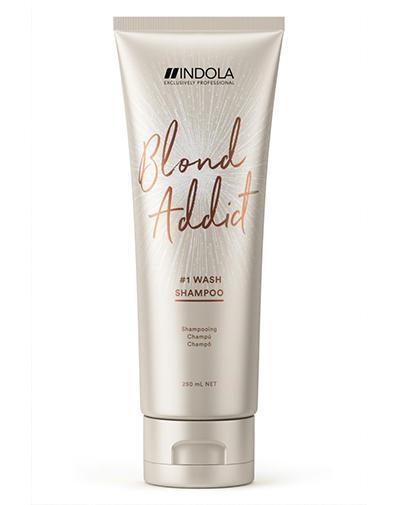 Купить Indola Шампунь для всех типов волос 250 мл (Indola, Blond Addict), Германия