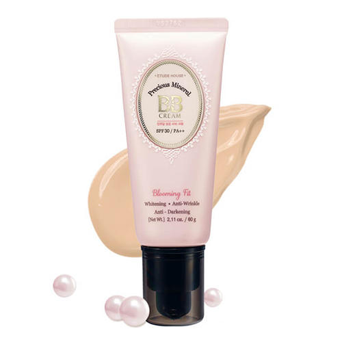 Крем ББ минеральный Precious Mineral BB Cream Blooming Fit SPF30PA, 60 г (Etude House, Make up) цена