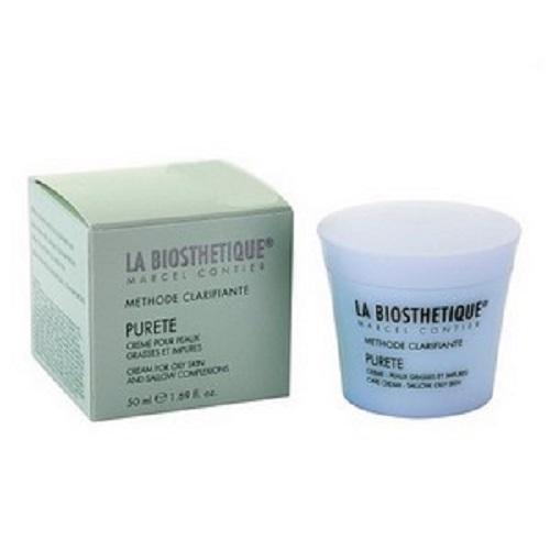 La Biosthetique Крем для жирной, а также воспаленной жирной кожи с успокаивающим эффектом 50мл (Methode Clarifiante)