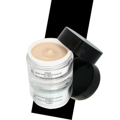 Крем для чувствительной кожи, склонной к куперозу  50 мл (New line Крема)