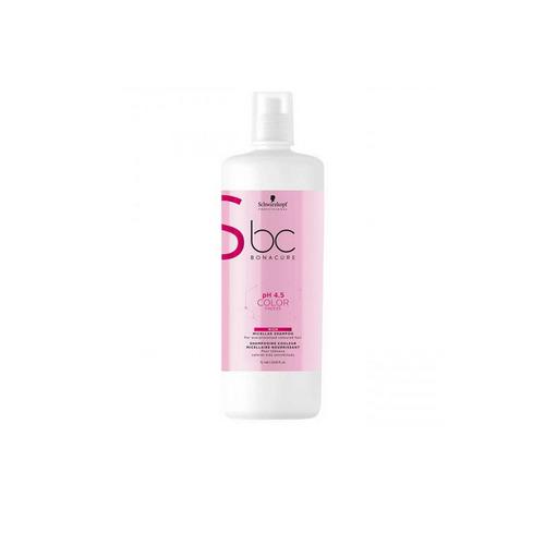 Schwarzkopf Professional BC pH 4.5 Color Freeze Мицеллярный обогащённый шампунь 1000 мл (Schwarzkopf Professional, BC Bonacure)
