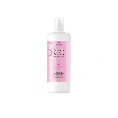 Schwarzkopf Professional BC pH 4.5 Color Freeze Мицеллярный бессульфатный шампунь 1000 мл (Schwarzkopf Professional, BC Bonacure)