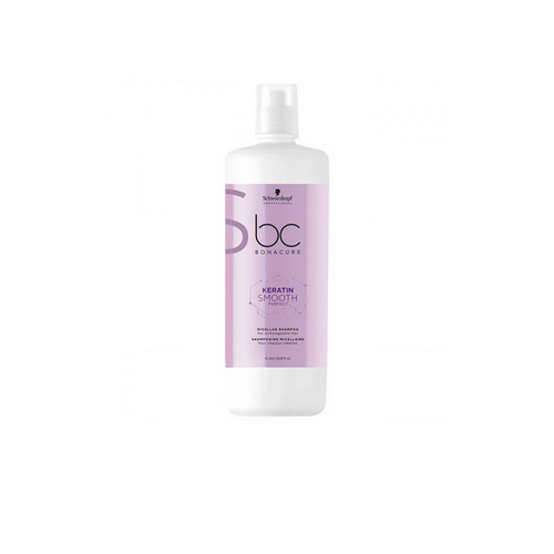 Schwarzkopf Professional BC Keratin Smooth Perfect Мицеллярный шампунь 1000 мл (Schwarzkopf Professional, BC Bonacure)