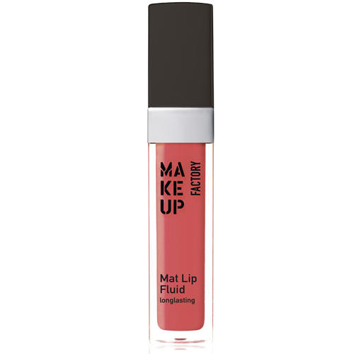 Mat Lip Fluid longlasting Матовый устойчивый блескфлюид 6,5 мл (Make Up Factory, Губы)