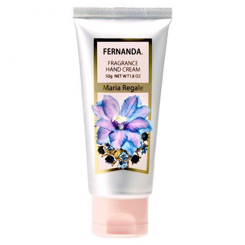 Крем парфюмированный для рук Мария Регаль 50 гр (Уход за руками) (Fernanda)