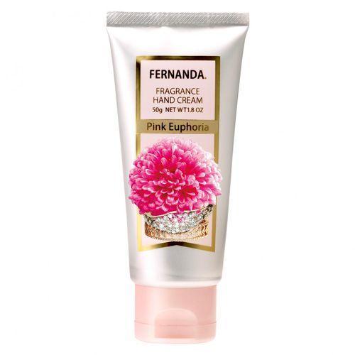 Крем парфюмированный для рук Розовая Эйфория 50 гр (Fernanda уход за руками)