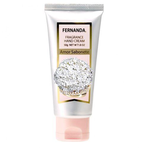 Крем парфюмированный для рук Амелия Суэлл 50 гр (Fernanda уход за руками)