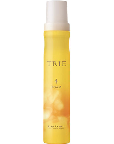 Lebel Пена для укладки волос Trie Foam 4 200 мл (Lebel, Trie)