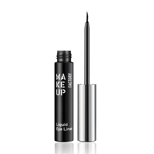 Make Up Factory подводка make up factory calligraphic eye liner 04 цвет 04 grey variant hex name 838080