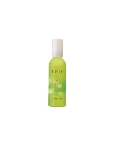 Молочко для укладки волос средней фиксации Trie Milk 5 140 мл (Lebel, Trie)