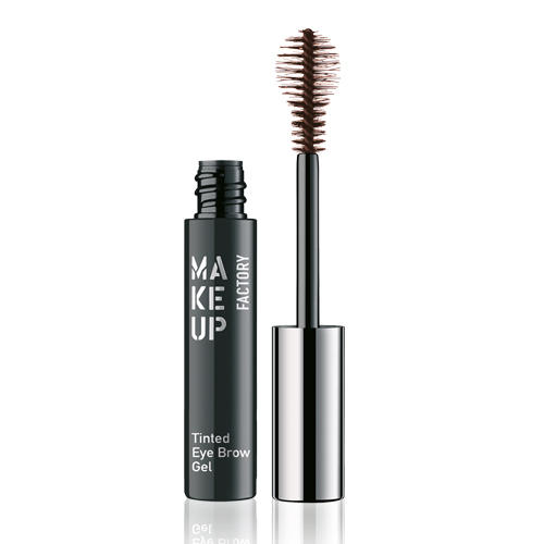 заказать Make Up Factory Tinted Eye Brow Gel Гель-фиксатор для бровей 6 мл (Брови)