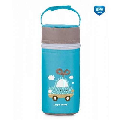 Термосумка для детских бутылочек, голубая 1 шт. (Canpol, Toys)