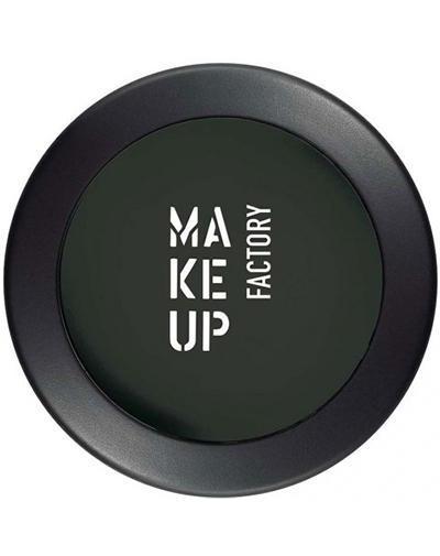 Матовые одинарные тени для глаз Mat Eye Shadow 02 черный кофе, 3 г (Make Up Factory, Make up factory) тени для бровей make up factory make up factory ma120lwhdr48 page 4