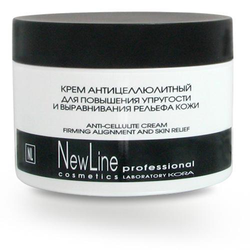 New line Крем антицеллюлитный для повышения упругости и выравнивания рельефа кожи  300 мл (SPA - Уход)