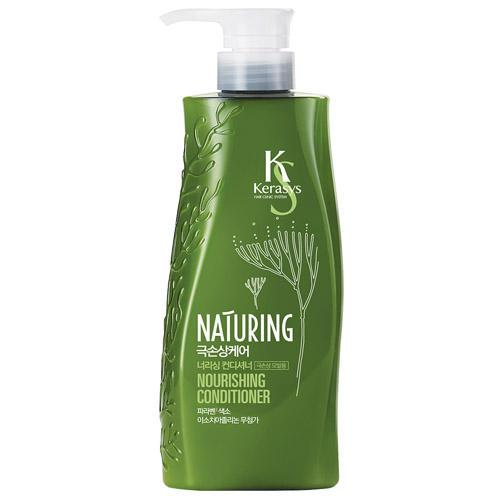 Кондиционер для волос питание с морскими водорослями 500 мл (Kerasys, Naturing) кондиционер kerasys для волос оздоравливающий 600 мл