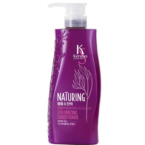 Kerasys Кондиционер для волос объем и эластичность с морскими водорослями 500 мл (Kerasys, Naturing) цена 2017