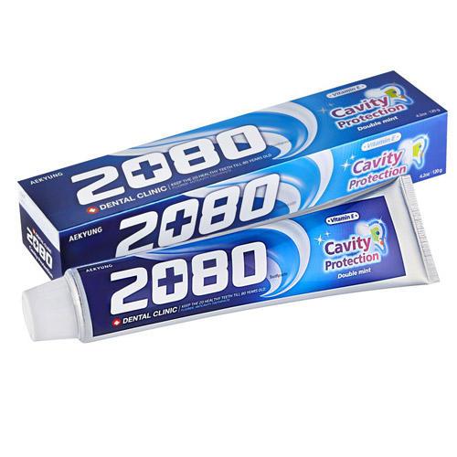 DC 2080 Зубная паста с ароматом натуральной мяты 20 г (Kerasys, Dental Clinic) недорого