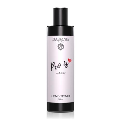 Купить Egomania Professional Кондиционер для сохранения чистоты и сияния цвета волос, 250 мл (Egomania Professional, Pro is)